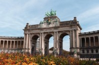 Cinquantenaire Arch, Brussels, Belgium