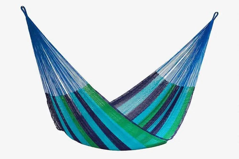 blue green hammock Snazzy Trips