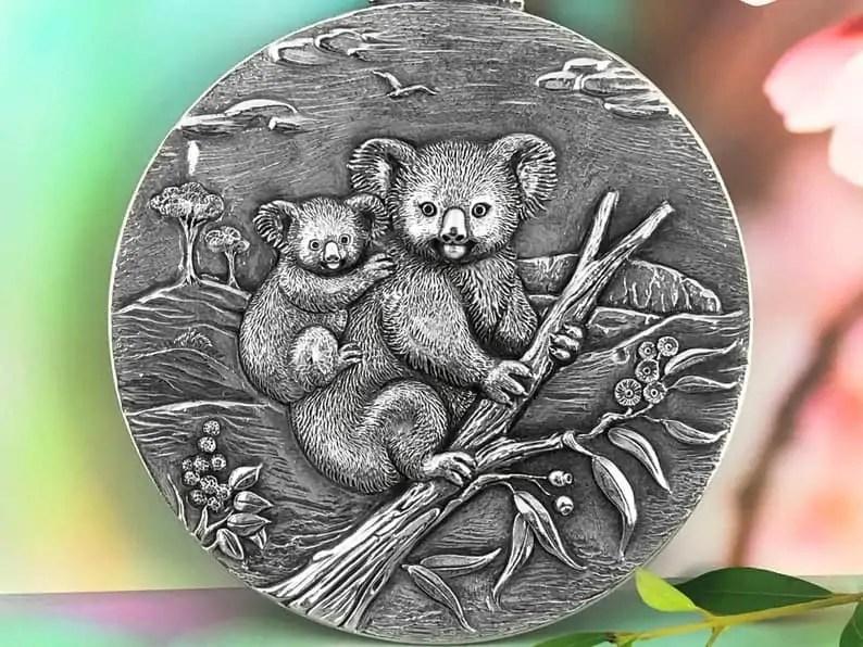 koala wall plaque Snazzy Trips