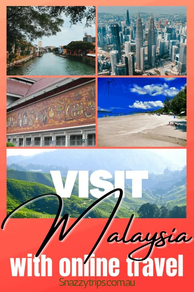 Discover Malaysia through virtual travel