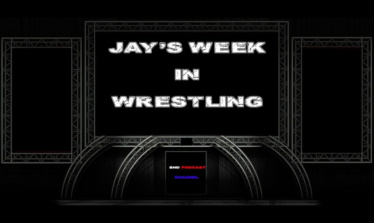 Jays week in wrestling podcast episode 30: Wrestlemania 34/ NXT Takeover preview show