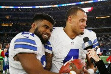 USP NFL: TAMPA BAY BUCCANEERS AT DALLAS COWBOYS S FBN USA TX