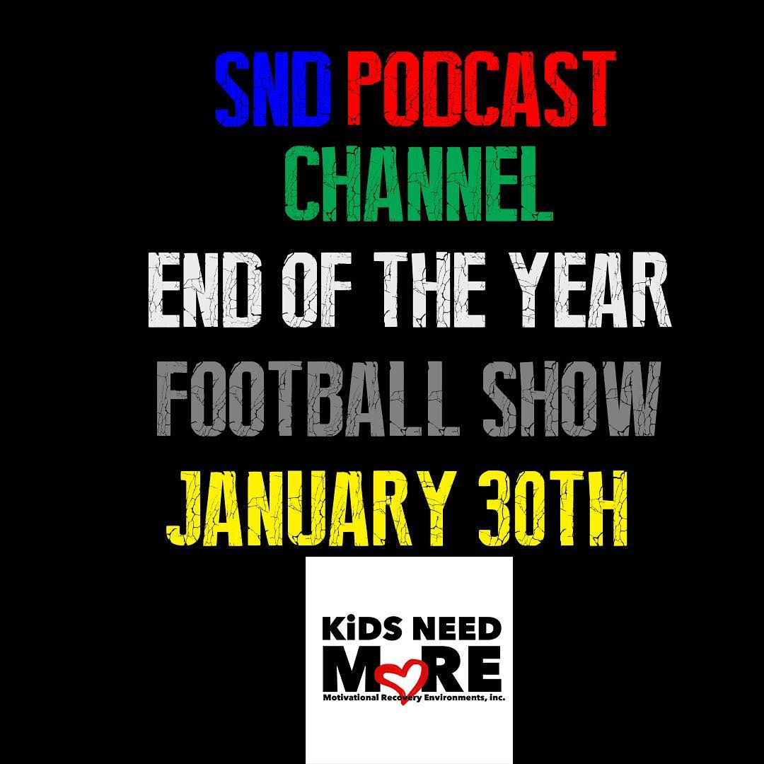 SNDP SPECIAL: END OF THE YEAR FOOTBALL SHOW