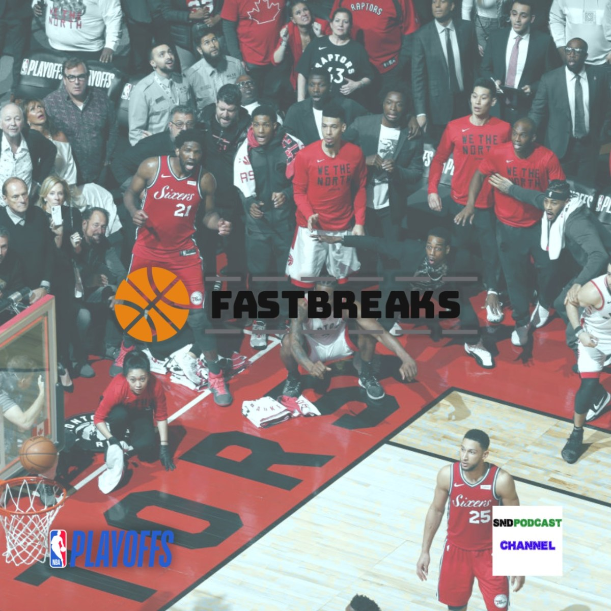 Fastbreaks EP 20: That's Not Your Lifestyle