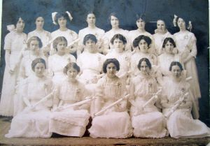 St. Augustines Class of 1913 edited