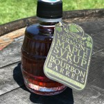 Bourbon Barrel Aged Maple Syrup 100 mL