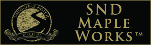 SND Maple Works Logo
