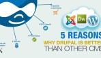Top 5 Reasons to Choose Drupal as Your CMS