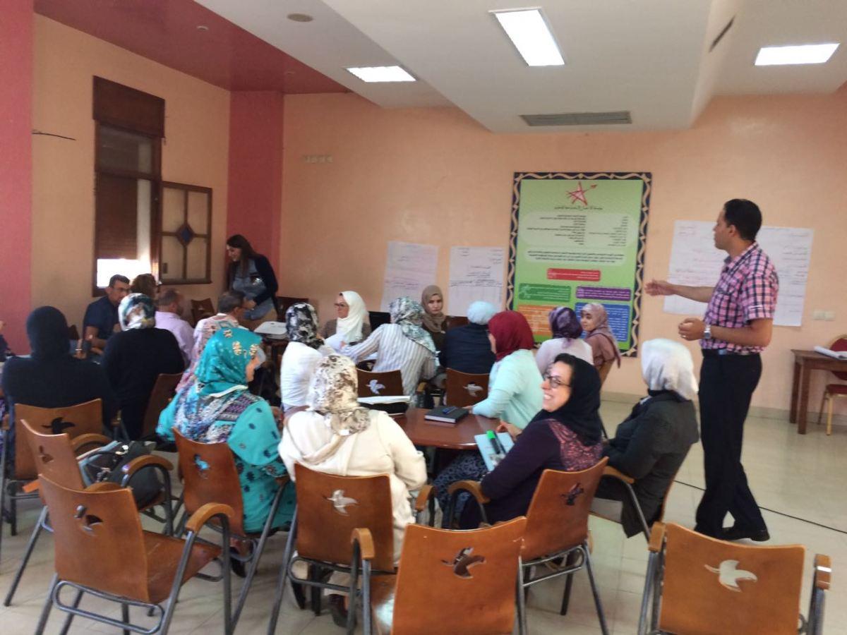 مؤسسة الأعمال الاجتماعية للتعليم فرع طنجة أصيلة تنظم دورة تكوينية
