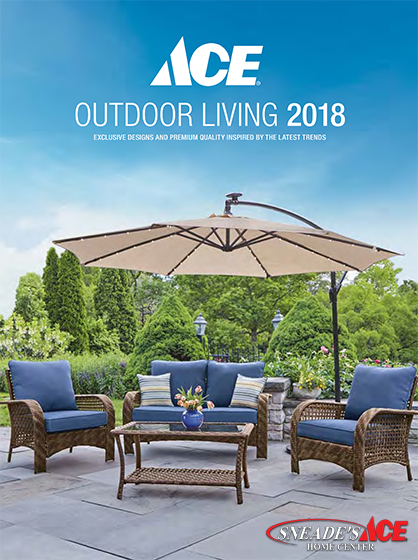 Catalog - 2018 Outdoor Living - Sneade's Ace Home Centers on Ace Outdoor Living id=93620