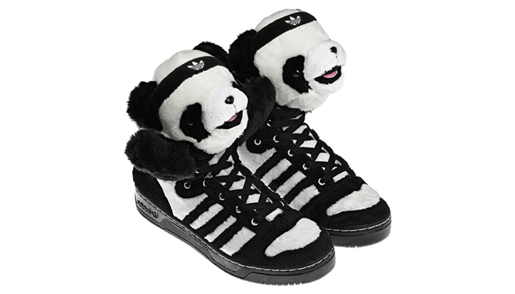 Photo01 - Jeremy Scott x adidas Originals by Originals JS Panda Bear