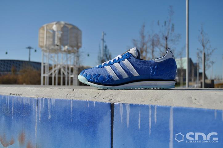 Photo01 - adidas Originals SL72 Bluebird