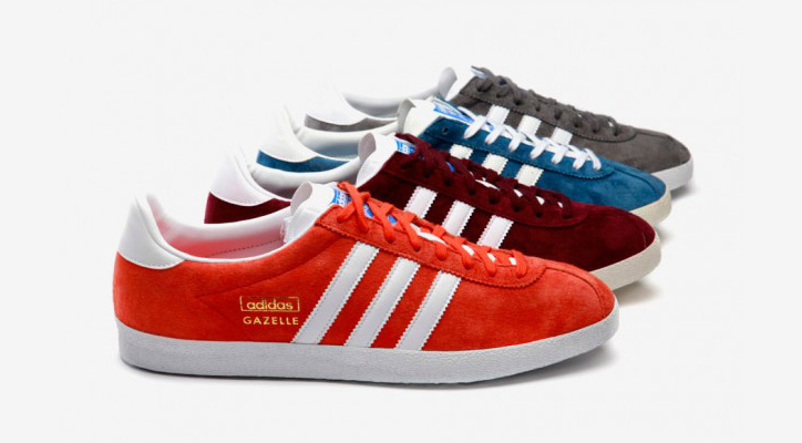 Photo01 - adidas Originals 2011 Fall/Winter Gazelle