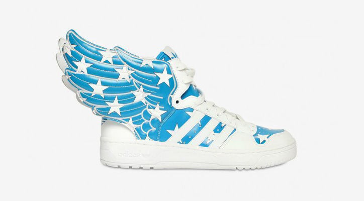"""Photo02 - ADIDAS JS WINGS 2.0 """"AIR FORCE FLAG"""" PACK"""