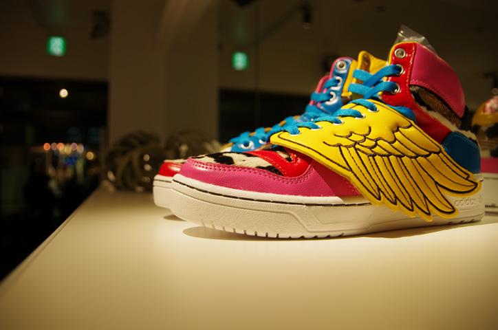 Photo02 - adidas Originals by JEREMY SCOTT XMAS PACK Release Party Recap