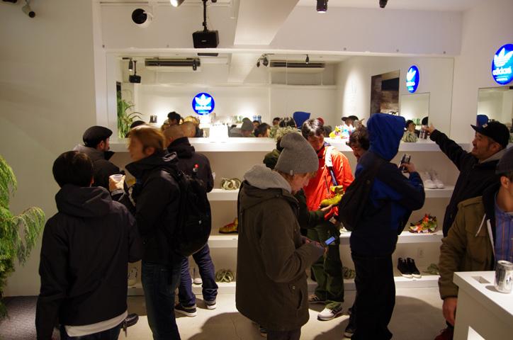 Photo12 - adidas Originals by JEREMY SCOTT XMAS PACK Release Party Recap