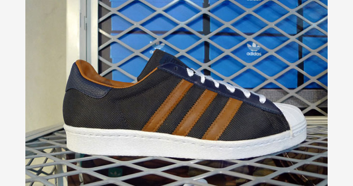 Photo01 - adidas Superstar 80s Ballistic Nylon