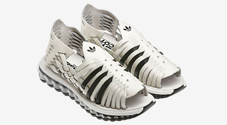 Photo01 - adidas Originals by Originals Jeremy Scott 2012 Spring/Summer Footwear
