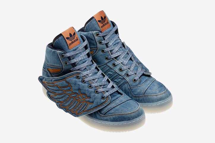 Photo04 - adidas Originals by Originals Jeremy Scott 2012 Spring/Summer Footwear