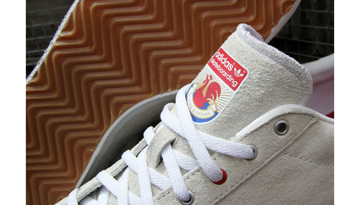 Photo02 - adidas Skateboarding 2012 Rod Laver Running White/Collegiate