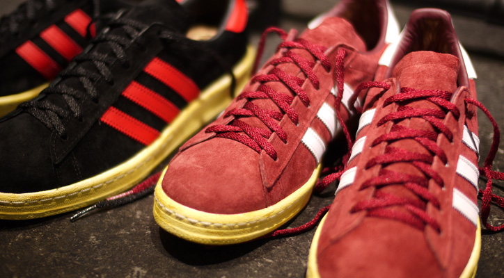 "Photo01 - adidas Originals for mita sneakers CP 80s MITA ""JAPAN EXCLUSIVE"""