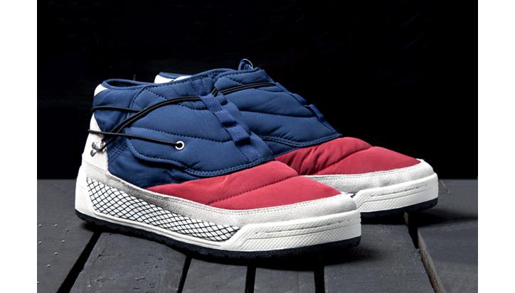 Photo01 - adidas Originals 2012 Summer Blue Hikelander Snow