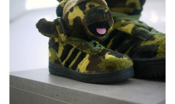 Photo03 - adidas Originals by Jeremy Scott 2013 Spring/Summer JS Bear