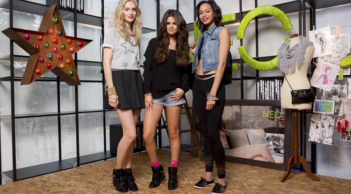 adidas NEO Label Selena Gomez Collection