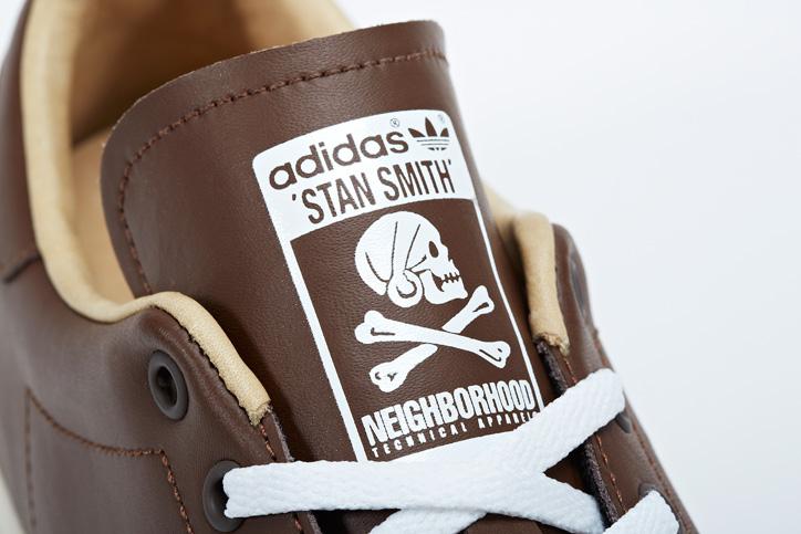 "Photo02 - Consortium STAN SMITH Collaboration Pack 第3弾としてadidas Consortium x Neighborhood ""Stan Smith NBHD""が発売"