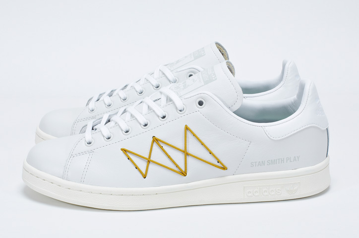 "Photo02 - Consortium STAN SMITH Collaboration Pack 第4弾としてadidas Consortium x Play ""Stan Smith Play""が発売"