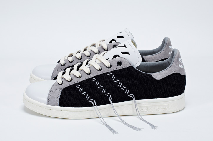 "Photo02 - Consortium STAN SMITH Collaboration Pack 第5弾としてadidas Consortium x Y's ""Stan Smith Y's""が発売"