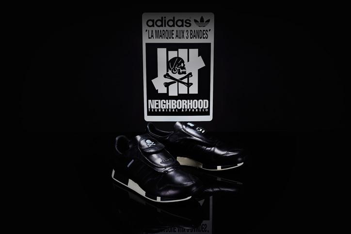 Photo02 - adidas Consortium x UNDEFEATED x NEIGHBORHOOD 2014 SS コレクションが発売