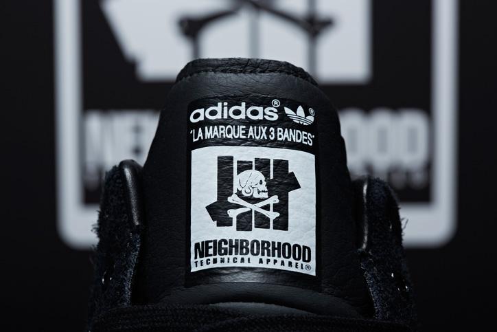 Photo04 - adidas Consortium x UNDEFEATED x NEIGHBORHOOD 2014 SS コレクションが発売