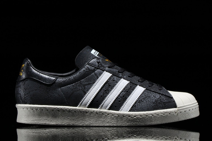 Photo02 - adidas Originals for atmos SUPERSTAR 80s GID Bの先行予約を開始