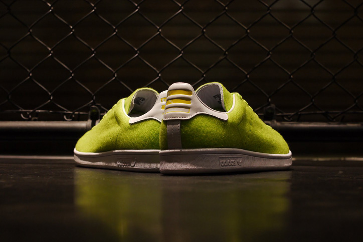 "Photo03 - アディダスよりPharrell Williams氏が提案するadidas PW STAN SMITH TN ""TENNIS PACK II""がリリース"