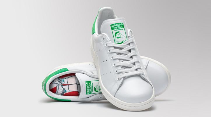 Photo01 - アディダス オリジナルスからAmerican Dadとのコラボレーションモデル adidas Originals x American Dad STAN SMITHが発売
