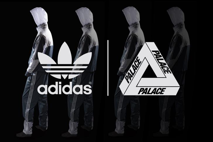 Photo01 - アディダスは、ロンドン発のスケートブランドPALACEとのコラボコレクションを48時間限定で発売