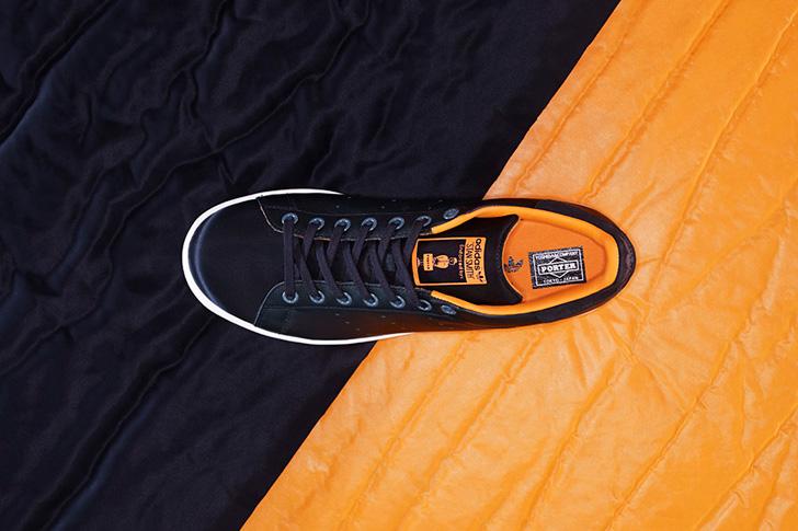 Photo08 - 日本を代表する鞄メーカー 吉田カバンの創業80周年を記念した adidas Originals x PORTER Stan Smith から新色のネイビーが登場