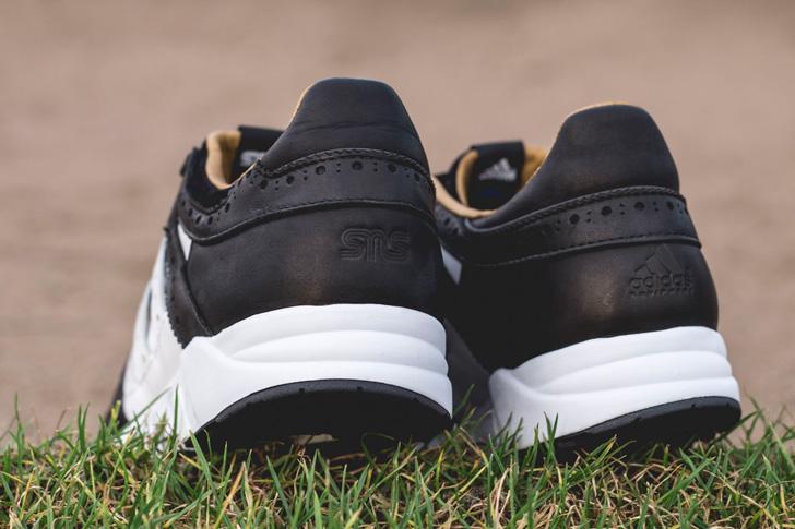 """Photo11 - アディダス コンソーシアムよりスウェーデンのスニーカーショップSneakersnstuffとのコラボレートによる""""TEE TIME"""" PACKが発売"""