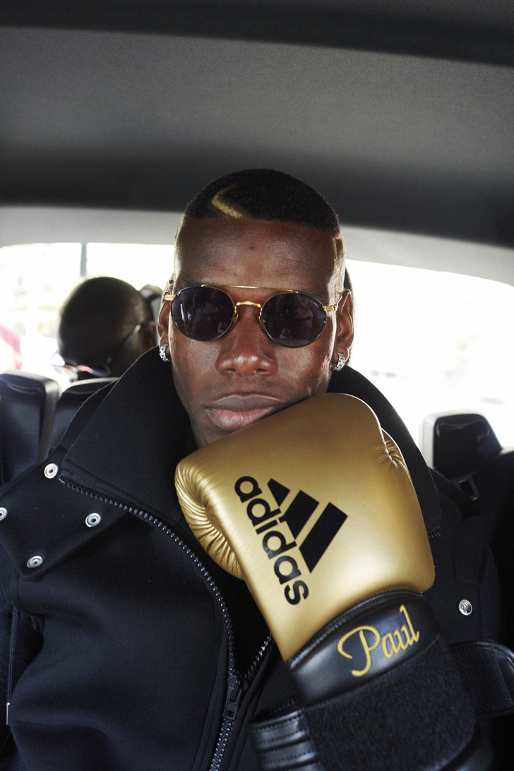 Photo10 - adidas presents Paul Pogba by Jürgen Teller