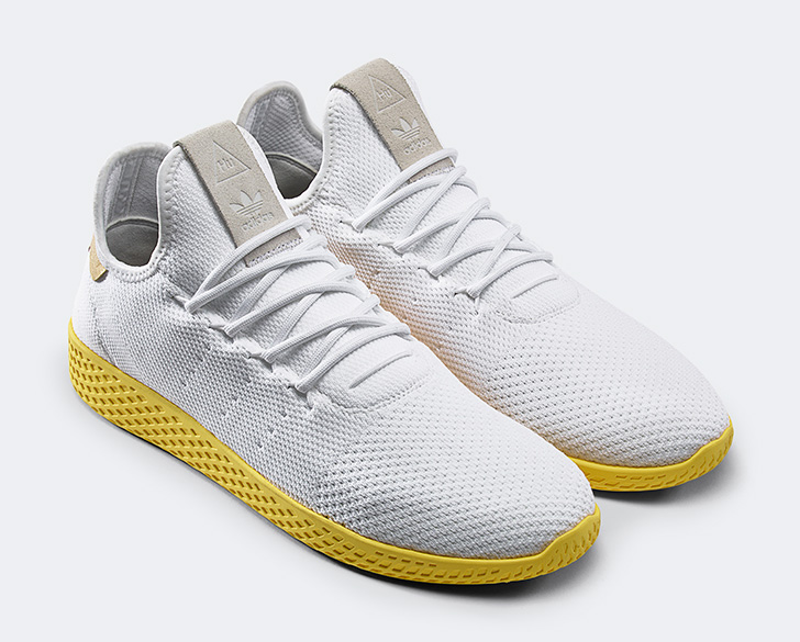 Photo09 - アディダス オリジナルスの名作スタンスミスからインスパイアされた、adidas Originals = PHARRELL WILLIAMS Tennis Huが登場