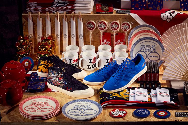 Photo02 - アディダス コンソーシアムから、Sneaker ExchangeとしてJuiceとFootpatrolとのコラボモデルが登場