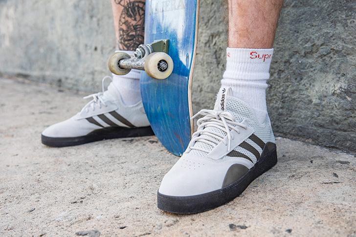 Photo11 - アディダス スケートボーディングから、革新的なニューシルエット3STが登場