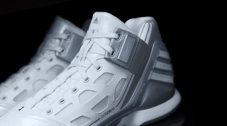 "Photo02 - adidas adiZero Rose 2 ""Silver Lining"""
