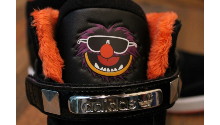 "Photo02 - DISNEY x MUPPETS x ADIDAS AR 2.0 ""ANIMAL"""