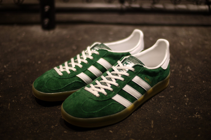 """Photo03 - adidas GAZELLE INDOOR """"ARCHIVE PACK"""" """"LIMITED EDITION"""""""
