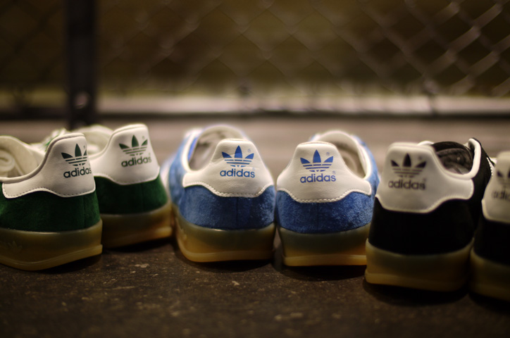 """Photo05 - adidas GAZELLE INDOOR """"ARCHIVE PACK"""" """"LIMITED EDITION"""""""
