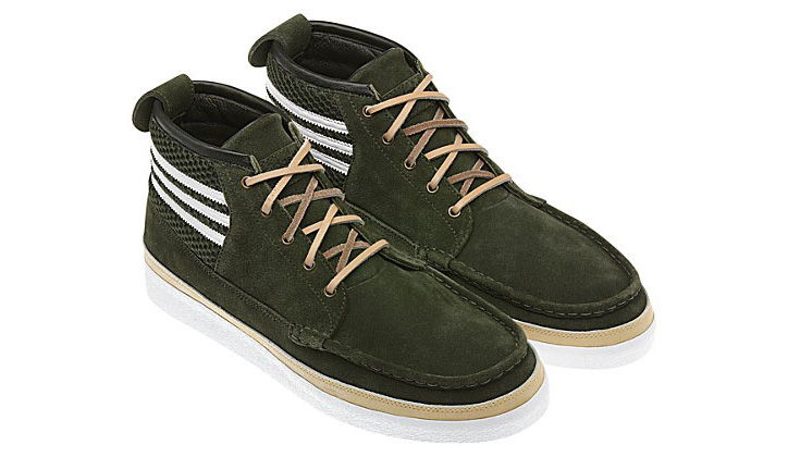 Photo04 - ADIDAS GAZELLE VINTAGE DB EXPRESSO & SOLID GREEN