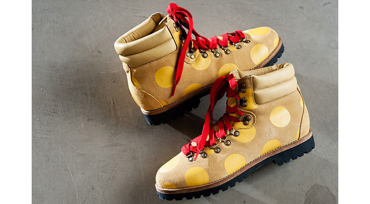 Photo02 - adidas ObyO Jeremy Scott 'JS Polka Dots Boots'