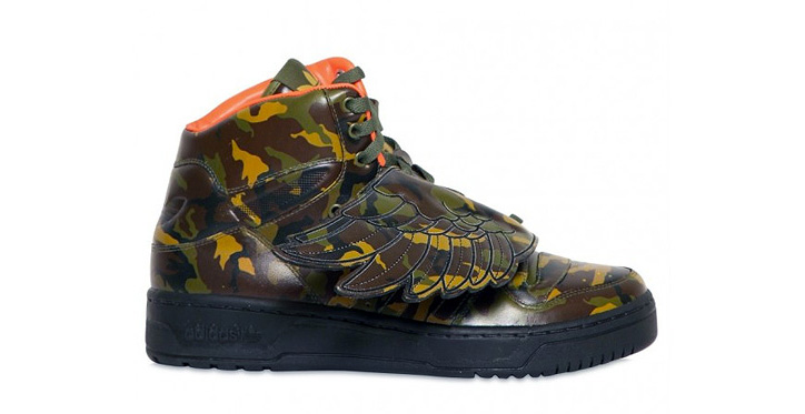 Photo01 - adidas Originals by Originals Jeremy Scott JS Wings 'Camouflage'